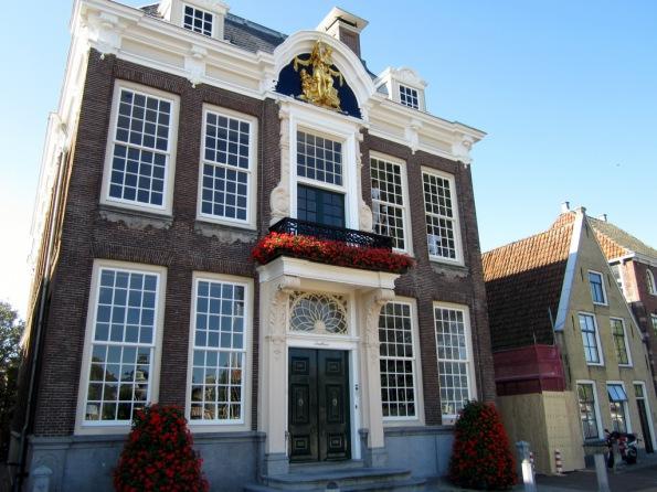 Harlingen Raadhuis